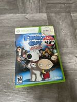 Family Guy: Back to the Multiverse - Xbox 360 No Manual