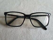 Morel France black glasses frames. 2918M.