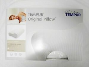 Tempur Original Pillow M Size Neck Cushion Soft Good Help Sleep