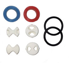 "Ceramic discs silicone seal o ring washer repair 1/2"" tap valve cartridge insert"