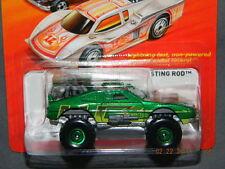 2012 HOT WHEELS HOT ONES STING ROD HOTWHEELS HW GREEN VHTF RARE AWESEOME CAR