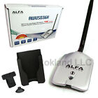 Alfa 1000mW USB Wireless-G Adapter AWUS036H LONG RANGE * LIMITED SUPPLY LEFT