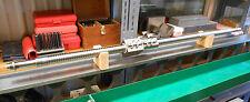LSI PRECISION ROLLED BALLSCREW, 10mm LEAD, 40mm THREAD DIA ~NEW~SURPLUS~
