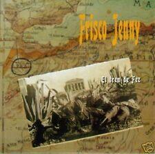 FRISCO JENNY-EL TREN DE FEZ SINGLE 1989 EX-EX