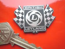 British Leyland accidentada Banderas Autoadhesivo Coche O Casco insignia Triumph Mg