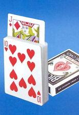 RISING CARD TRICK - BICYCLE PACK - CLOSE UP MAGIC!