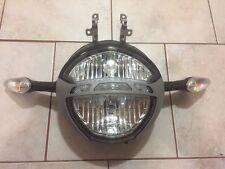 Ducati Monster 1100 796 696 OEM Head Light Lamp / Signals & Frame Bracket.