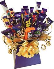 CADBURYS Variety Chocolate Bar Bouquet Sweet Tree Explosion Birthday gift idea