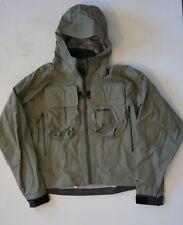 Patagonia SST Jacket Mens Small Fly Fishing Trail Green shell retail $449.