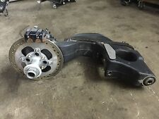 Triumph Sprint ST 1050 06 05 07 08 single sided swingarm hub suspension