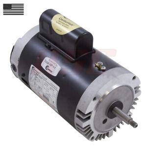 A.O. Smith B128 1HP 115/230V Threaded Full Rated Pool / Spa Pump Motor