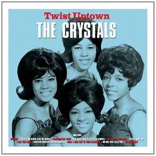 THE CRYSTALS TWIST UPTOWN VINYL LP