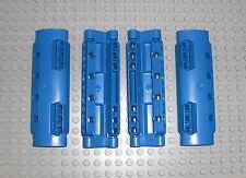 LEGO Technic - 4x Panel Verkleidung 11x3 mit 10 Pinlöcher BLAU BLUE 11954 42042