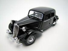 1:18 MAISTO SPECIAL 1952 Citroen 15cv 6 CYL Negro negro