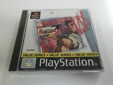 PS1 Juego-Streetfighter Alfa 3-Completo-Street Fighter