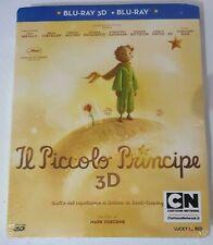IL PICCOLO PRINCIPE 3D [BLU-RAY 3D + BLU-RAY SLIPCASE] EDIZIONE LIMITATA