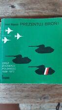 PREZENTUJ BRON OREZ ZOLNIERZA POLSKIEGO 1939 1970 ARMÉE POLONAISE