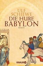 Die Hure Babylon von Ulf Schiewe (2014, Taschenbuch), UNGELESEN
