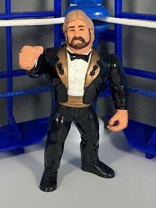 WWF Hasbro Series 1 Ted Dibiase Near Mint!! Action Works!! Titan Sports