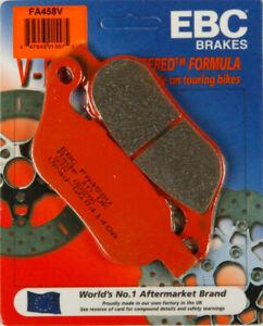 EBC Rear Brake Pads Harley Davidson Dyna Heritage Softail 2008-2011 FA458V
