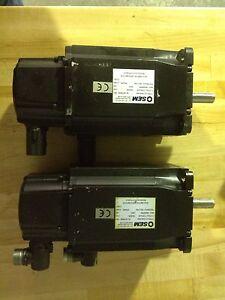 Bridgeport EZ Vision Sem Servo Motor HJ116A6-64S, PN 1159-8888BH *1 Yr Warranty*