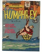 Humphrey #4 1955 Australian Helicopter Cover!