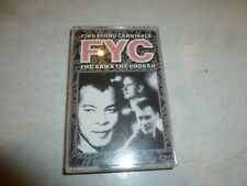 FINE YOUNG CANNIBALS - The Raw & The Cooked - Scarce 1987 UK 10-track cassette