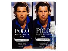 Perfume Vials (Trial Size) ~ Ralph Lauren Polo Blue 1.5ml EDP Spray x2
