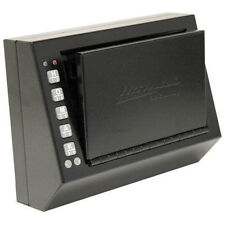 Electronic Pistol Box Handgun Safe Cabinet Lock Gun Security Vault Wall Mount