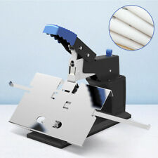 Office Desktop Riding Stapler Flat Saddle Stitcher Binding Machine 65mm Max