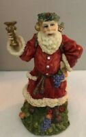 "International Santa Claus Collection Father Christmas England Figurine 4.25"""