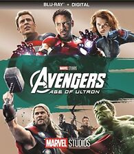 MARVEL'S AVENGERS: AGE OF ULTRON Blu-ray Only Disc Please Read