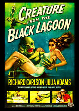 Creature From The Black Lagoon 42cm x 60cm High Quality, Rich Colour Poster P...