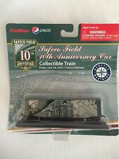 B9) Mariners NIP Train Giveaway - SGA - Safeco Field 10th Anniversary Car PEPSI