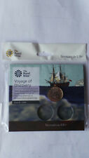 £2 COIN 2019 UK TWO POUNDS CAPTAIN COOK VOYAGE OF PACK FOLDER SEALED ROYAL MINT