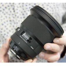 Sigma 105mm f/1.4 DG HSM Art  Lens for Nikon F ship from EU Nuevo
