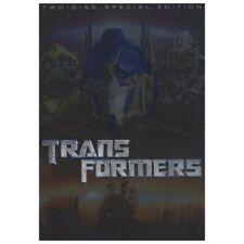 Transformers - 2 DVDs Special Edition - DVD - NEU
