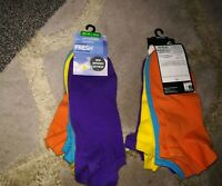 4 PAIRS OF ULTIMATE  COTTON TRAINER LINERS M&S  -  SOCKS - size 12,5-14.5 BNWT