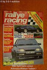 Rallye Racing 20/88 Ferrari 308 328 Audi V8 Opel GSi