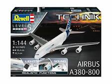 Revell Airbus A380-800 1 144 Aircraft Model Kit 00453