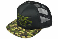 Cotton Blend Trucker Hats for Men