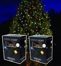 14M LED Solar Colorido Jardín Exterior Árbol de Navidad Guirnalda luces slsl4x2