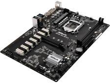 ASRock H110 Pro BTC+ LGA 1151 H110 SATA 6Gb/s USB 3.0 ATX Intel Motherboard.