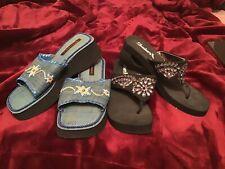 Summer Shoe Bundle Size 7-8