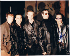 "Backstreet Boys genuine autograph 8""x10"" photo signed In Person"