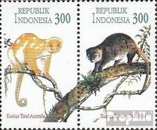 Indonesia 1610-1611 Couple mint never hinged mnh 1996 Kuskuse