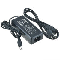 UpBright 4-Pin 12V AC//DC Adapter Compatible with Lorex L23WD L19WD L22WD800 L22WD1600 PW-080A2-1Y12AP LCD Monitor Wearnes WDS080121 HP 709986-002 A090A07DL PPP012C-S Wacom Cintiq 22HD DTH-2200 12VDC