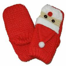 Mud Pie Toddler Santa Knit Sock Booties Adorable New!