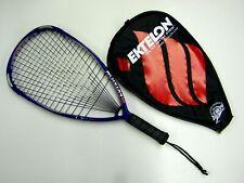Ektelon O3 Blue Racquetball Racquet Grip 3200 Power Level w/case