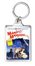 MANIAC MANSION NES KEYRING LLAVERO